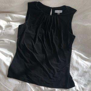 2/$20 🍀 EUC Black Calvin Klein Tank Top